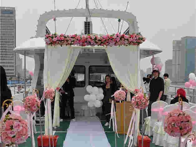 上海游轮婚礼-名信5号图片2