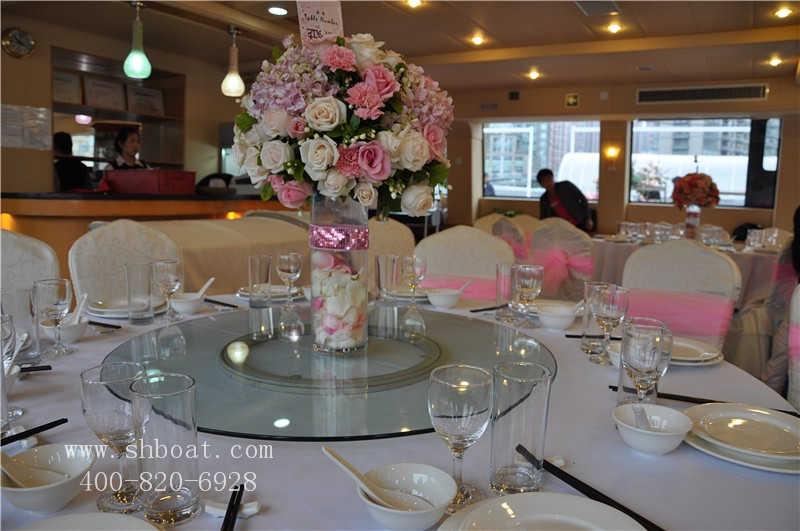 上海游轮婚礼-名信5号图片